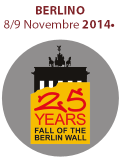 25yearsfallofberlinwall